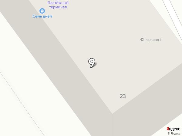 НПП Промпродукт на карте Тамбова