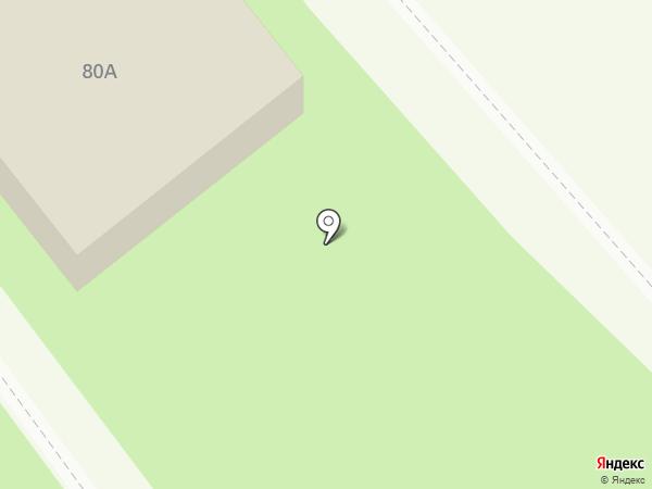 Спасательная станция г. Тамбов на карте Тамбова