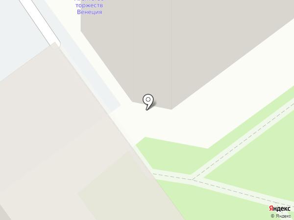 Венеция на карте Тамбова