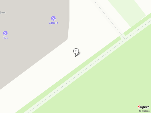 GroStyle на карте Тамбова