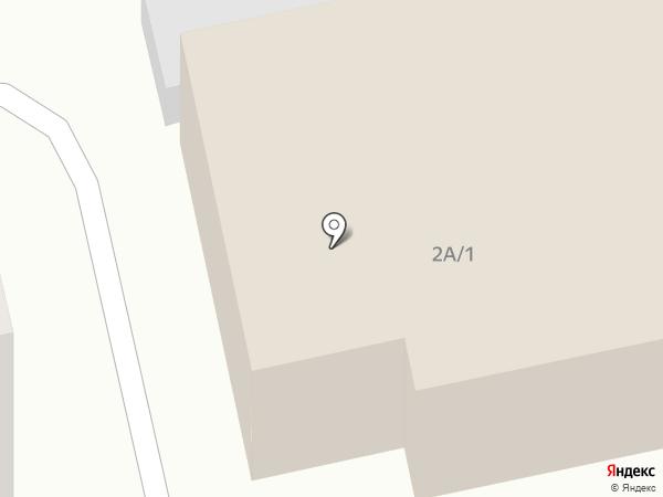 Анэт на карте Тамбова