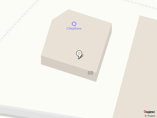 Банкомат, Центрально-Черноземный банк Сбербанка России на карте Красненькой