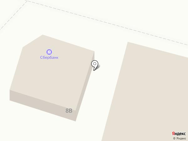 Банкомат, Сбербанк, ПАО на карте Красненькой
