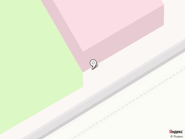 Профсоюз Тамбовской Областной Психиатрической Больницы на карте Тамбова