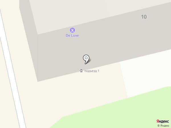 Медицинский кабинет на карте Тамбова