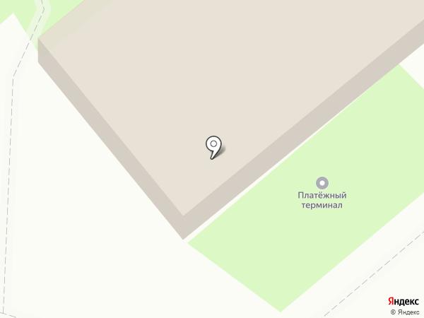 Пригородный, ФГУП на карте Красненькой