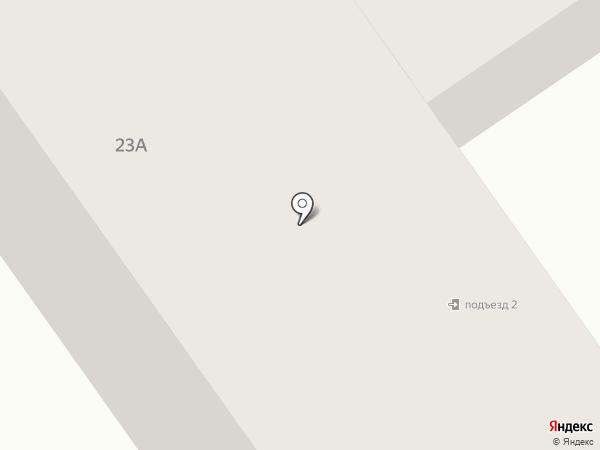 Москитка Тамбов на карте Тамбова