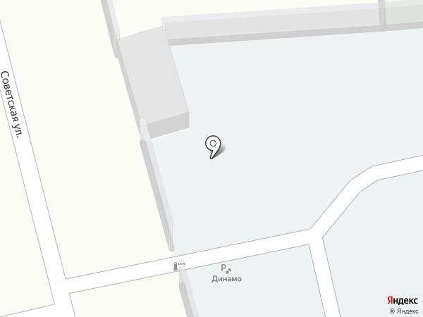 Авто Респект на карте Тамбова