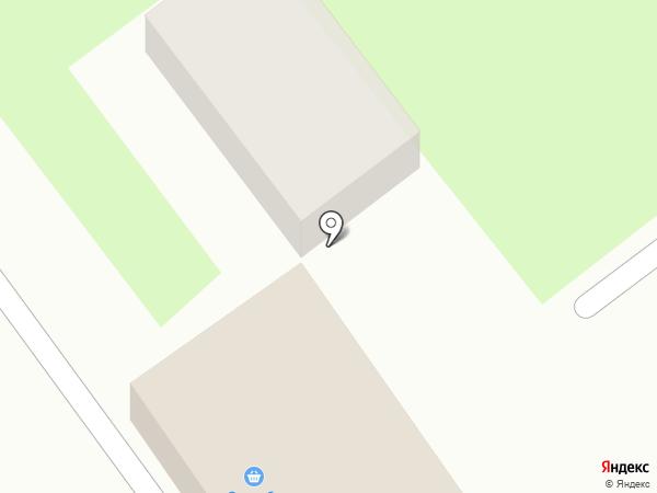 Наш на карте Тамбова