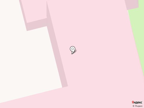 Галокамера на карте Тамбова