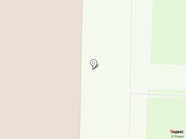 Динамо на карте Тамбова