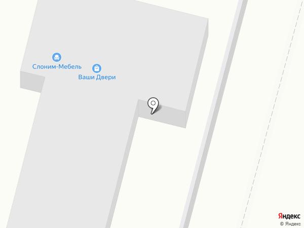 Гидроснаб на карте Тамбова