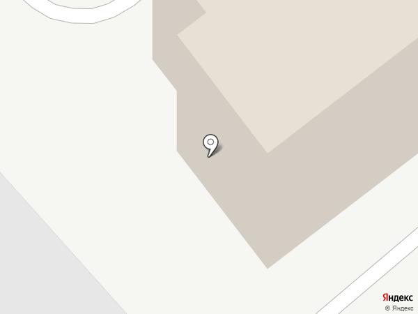 Отдел ГИБДД отделения МВД России по Тамбовскому району на карте Тамбова