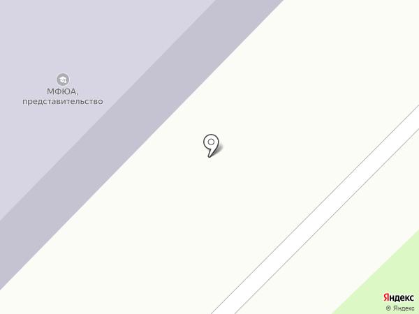 Библиотека на карте Тамбова