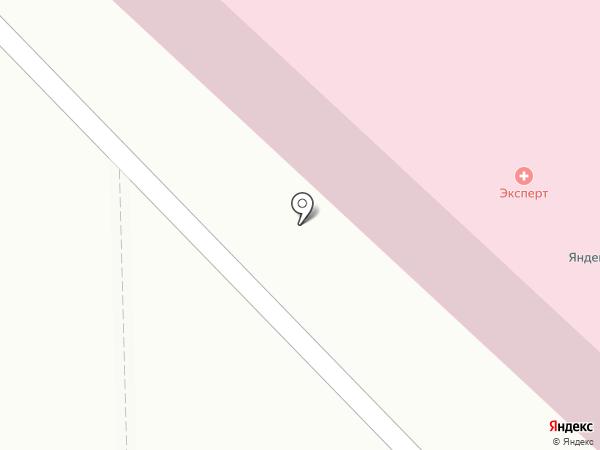 Пилорама на карте Тамбова