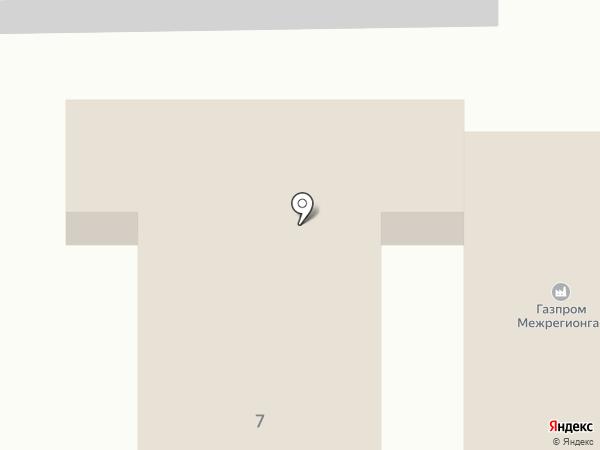 Ауларт на карте Котовска
