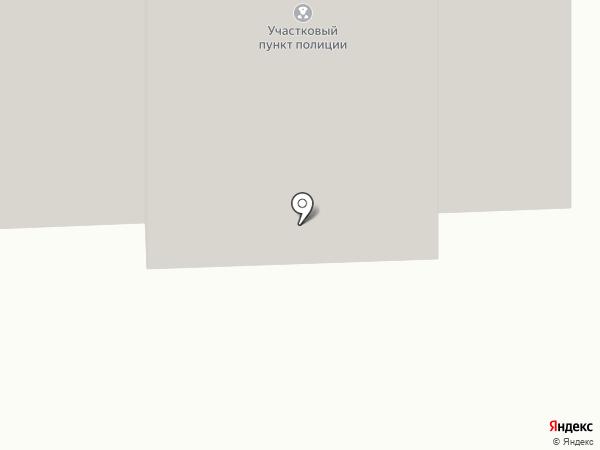 Участковый пункт полиции на карте Котовска
