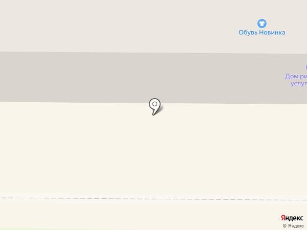 СВЕТ на карте Котовска
