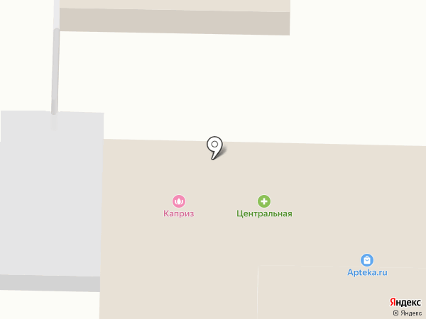 Адвокатский кабинет Поповой Е.Н. на карте Котовска