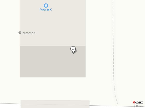 Магазин мебели на карте Котовска