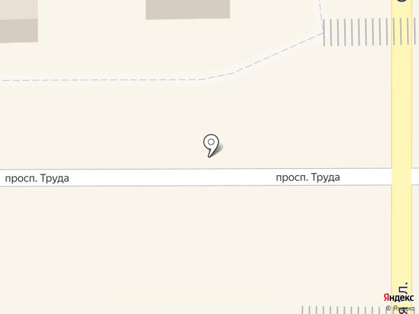 Бумеранг на карте Котовска
