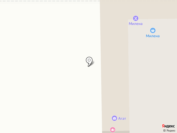 Агат на карте Котовска