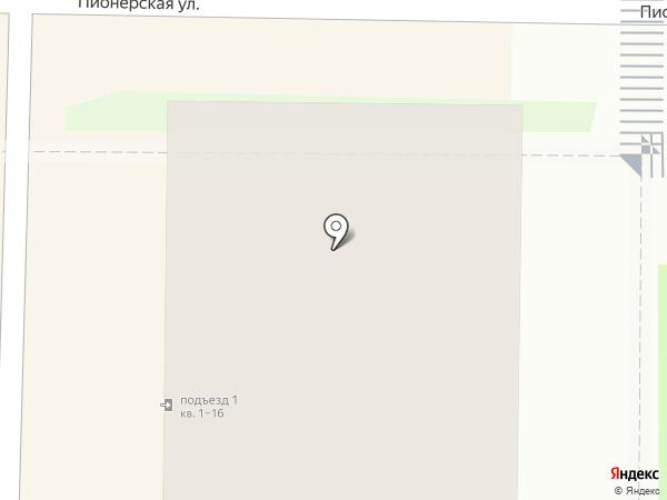 Котовская жилищная компания на карте Котовска