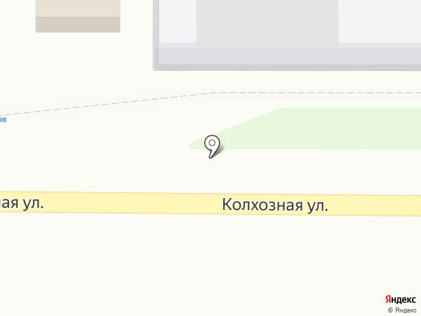 Жупиков на карте Котовска