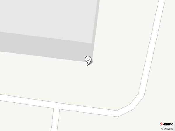 Строительное Управление Донское на карте Донского
