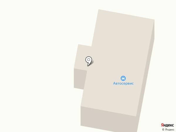 Автомойка на карте Котовска