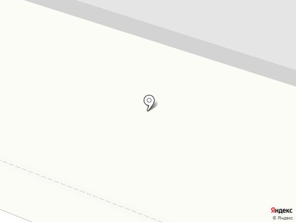 Шиномонтажная мастерская на ул. Пархоменко на карте Котовска