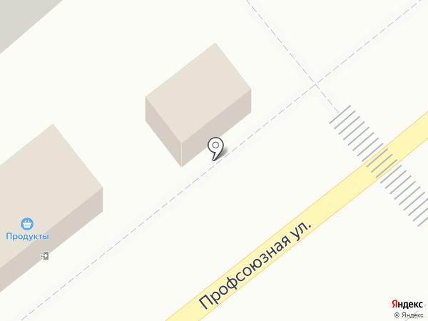 Тамбов Рыба на карте Котовска
