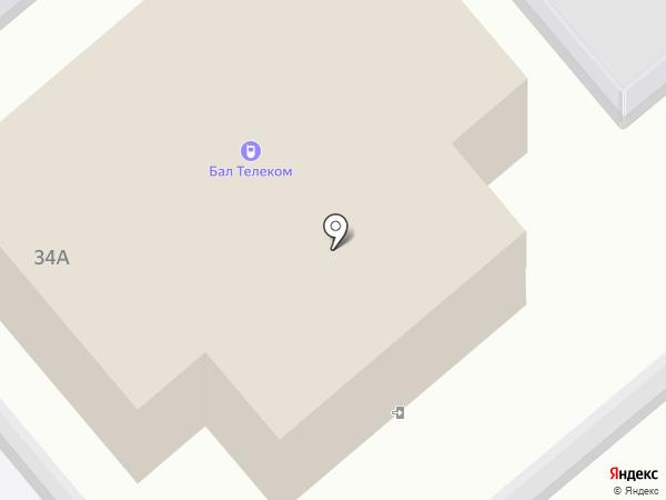 БАЛ-Телеком на карте Котовска