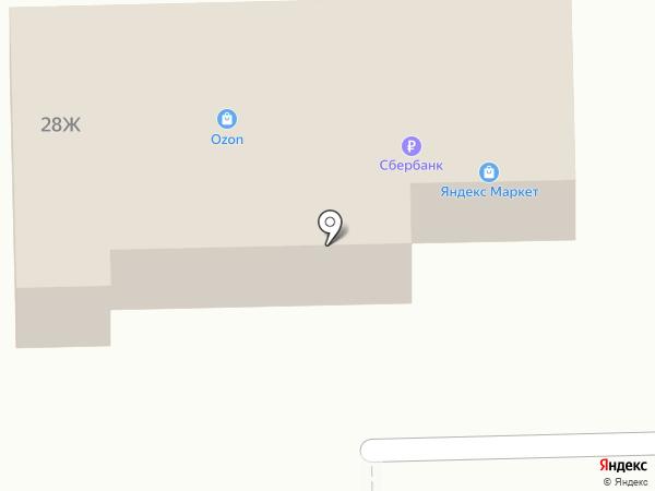 Банкомат, Сбербанк, ПАО на карте Котовска