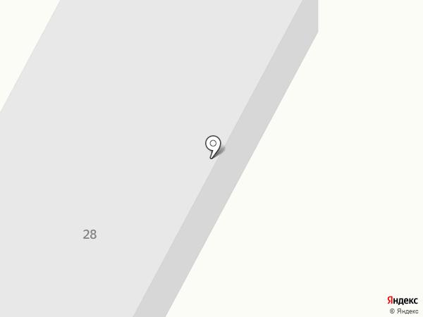 Феррум-Плюс на карте Ставрополя