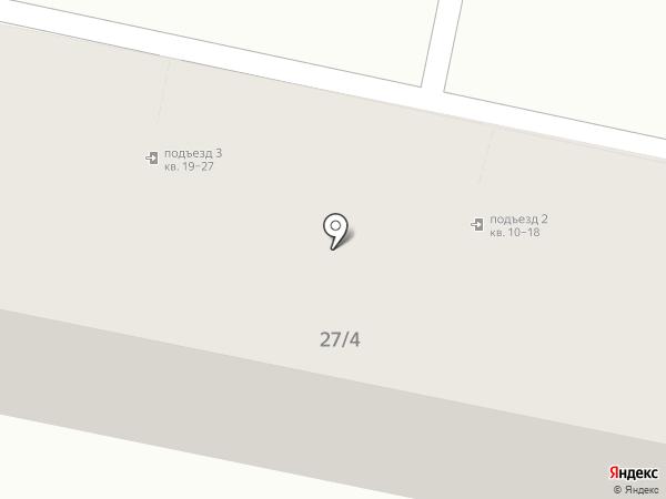 Изумрудный Город на карте Ставрополя