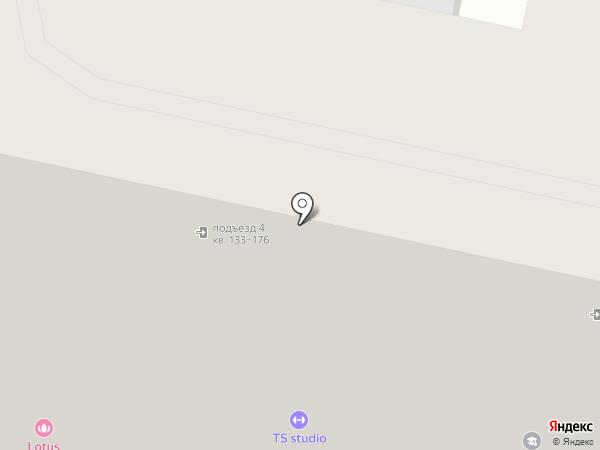 Новосёл 26 на карте Ставрополя