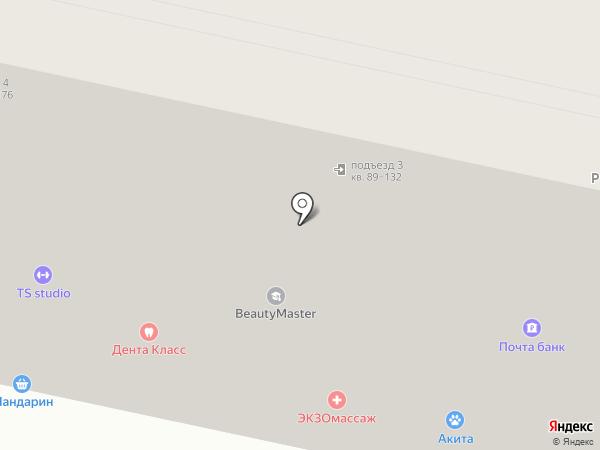 ЮгИнТех на карте Ставрополя
