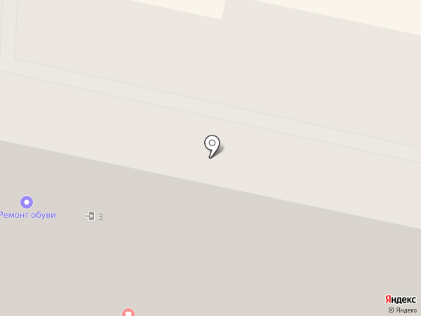 СБХ на карте Ставрополя