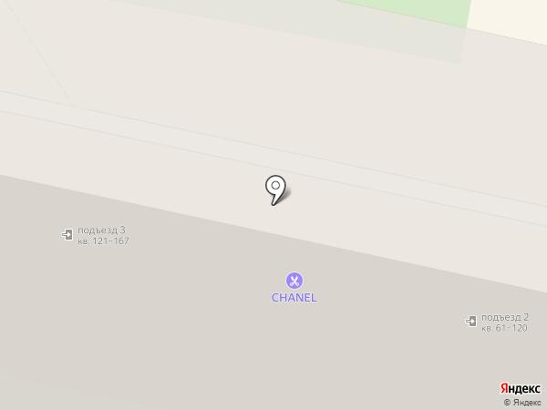 Chanel на карте Ставрополя