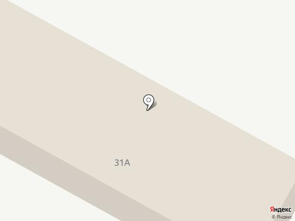 Dоминант на карте Ставрополя