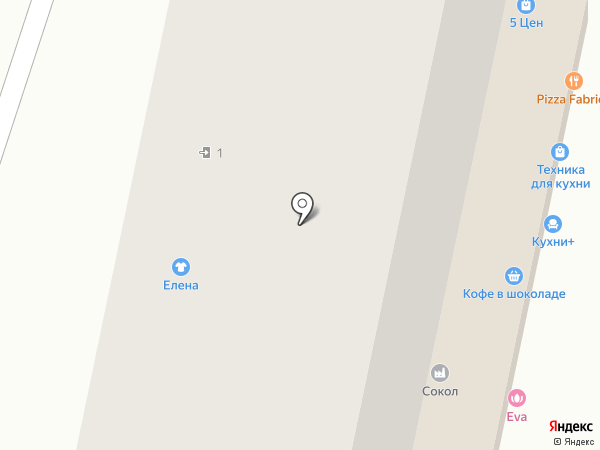 ES_STUDIO на карте Ставрополя
