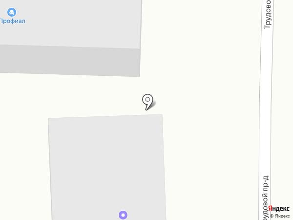 Хубергрупп РУС на карте Ставрополя