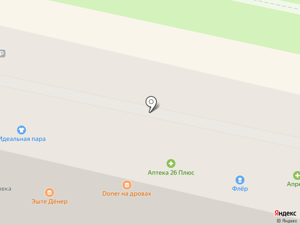 Свет. Дом. Декор на карте Ставрополя