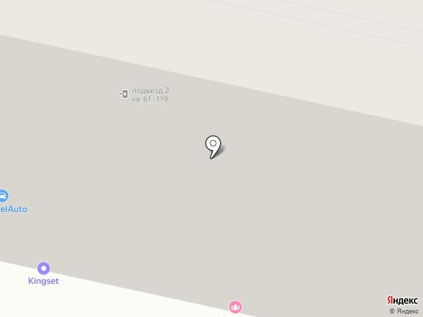 Good zone на карте Ставрополя