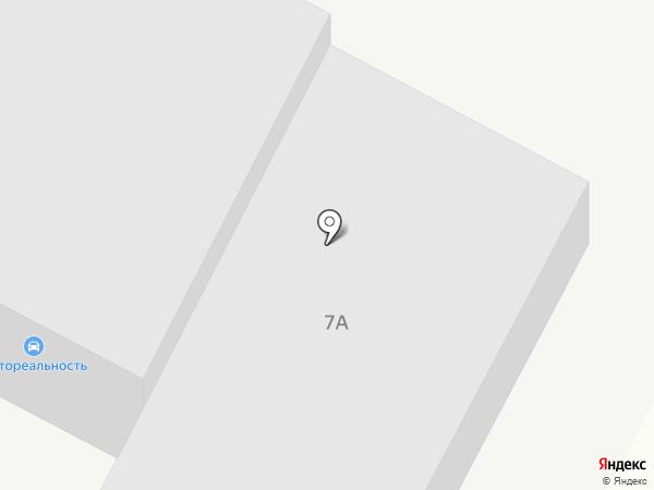 Ставропольский кабельный центр на карте Ставрополя