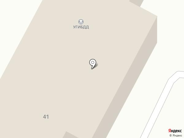 Управление ГИБДД на карте Ставрополя