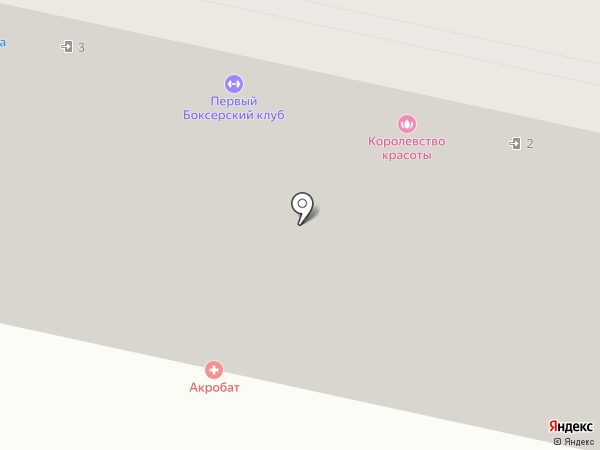 Боец на карте Ставрополя