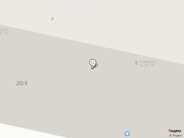 Уолан на карте Ставрополя