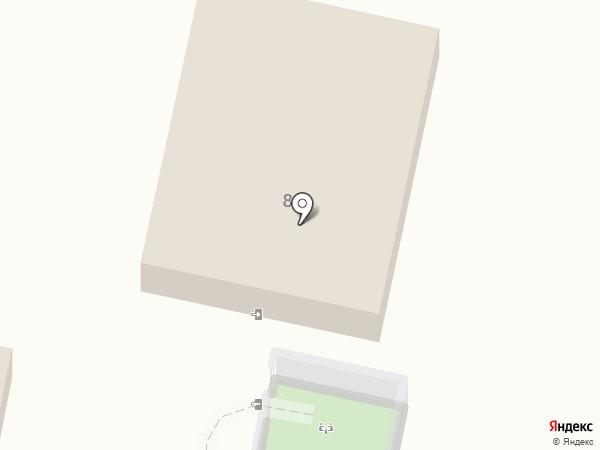 Ортопедический салон на карте Ставрополя